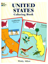 free coloring page united states coloring book download free