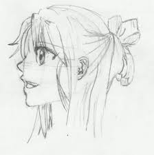 manga practice u0027s face side view by cejnarm on deviantart