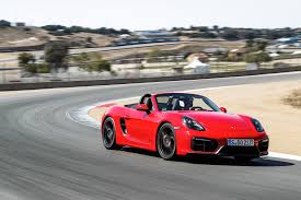Porsche Boxster Automatic Transmission - 2015 porsche boxster reviews and rating motor trend