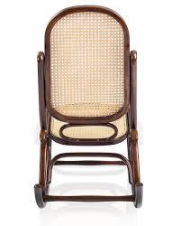 designer schaukelstuhl rocking chair wiener gtv design