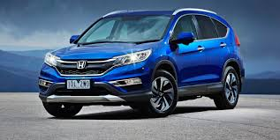 suv honda 2014 2015 honda cr v series ii pricing and specifications photos 1