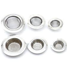bathroom sink hair catcher bathroom sink strainer engem me