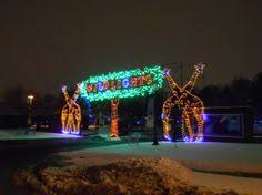 Detroit Zoo Wild Lights Holiday Lights Photo By Pat Shaw U2014 National Geographic Your Shot