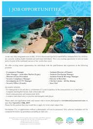 Security Guard Jobs With No Experience Ayana Resort And Spa Bali Linkedin