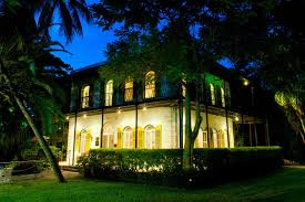Hemingway House Key West Your Key West Travel Planning Starts Here At Fla Keys Com Find