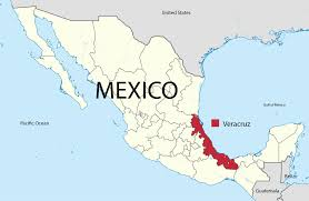 Map Of Mexico And United States by Fish Veracruz Mahi Mahi Verde Mar