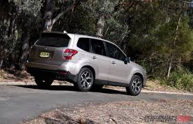 subaru forester xt off road 2015 subaru forester 2 0d s review video performancedrive