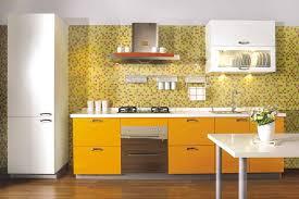 kitchen pretty wood kitchen with small interior also neutral
