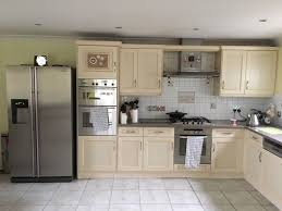 Used Designer Kitchens Used Stove And Refrigerator White Kitchen Appliances Second