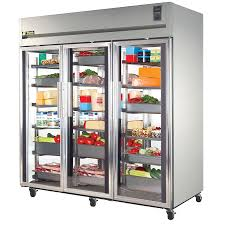 Glass Door Refrigerator Freezer For Home True Sta3r 3g Specification Series 77