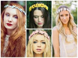 The Best Way To Put by The Best Way To Wear Flowers In Your Hair U2022 Metdaan