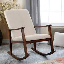 Nursery Upholstered Rocking Chairs Contemporary Upholstered Rocking Chair For Nursery Best