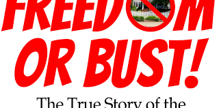 freedom or bust the true story of the american