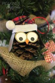 in july owl ornament owl and ornament