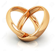 love wedding rings images Creative abstract love engagement proposal and matrimony concept jpg