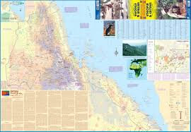 Eritrea Map Maps For Travel City Maps Road Maps Guides Globes Topographic