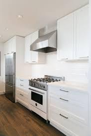kitchen shaker style refrigerator kitchen blacksplash shaker