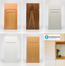 Rift Cut White Oak Veneer Kokeena Real Wood Ready Made Cabinet Doors For Ikea Akurum