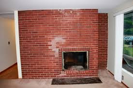 Brick Fireplace Paint Colors - paint colors with red brick fireplace home design ideas