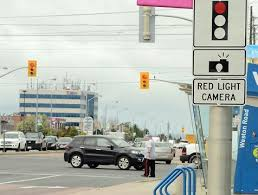 traffic light camera locations red light cameras back up for review in barrie simcoe com