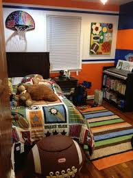 15 sports inspired bedroom ideas for boys rilane