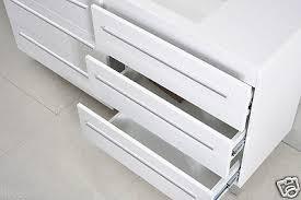 1500 bathroom vanity unit with big basin u0026 drawers 1500mmx460mm
