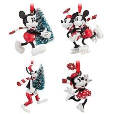 your wdw store disney ornament set nostalgic and