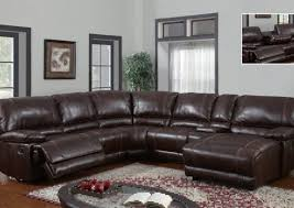 Leather Electric Recliner Sofa Living Room Leather Sectional Sofa With Chaise And Recliner