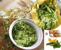 plat a cuisiner rapide recette d oeufs brouillés aux courgettes et chèvre doux un plat