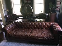 restoration hardware chesterfield sofa restoration hardware kensington chesterfield sofa in county