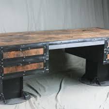 industrial desks custom office and computer desks custommade com