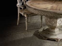 Hooker Dining Room Table by Hooker Furniture Dining Room Chatelet Round Dining Table With One