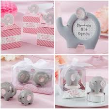 girl baby shower favors hotref peanut baby shower with pink and grey elephant
