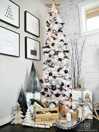 50 magical white tree decoration ideas