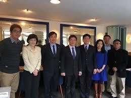 bureau de repr駸entation de taipei en 張大使歡迎台南市政府李代理市長一行來法 駐法國台北代表處bureau de