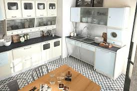 Kitchen Design Elements Vintage Style Kitchen Cabinets View In Gallery Beautiful Vintage