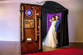 wedding photo booth rental rustic vintage wedding event photo booth rentals kansas city