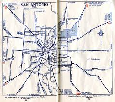 Map Of Dallas by Old Highway Maps Of Texas