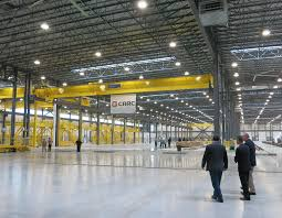 factory in springfield mass is on track to open this