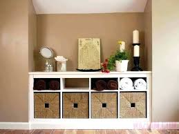 Wall Storage Bathroom Bathroom Wall Storage Ideas Boromir Info