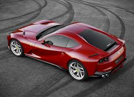 newest supercar 812 superfast the newest supercar from fashion