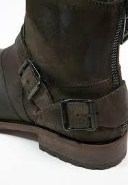 american biker boots belstaff trialmaster cowboy biker boots oliv men cowboy