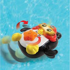 si e de bain vtech gédéon chion de natation vtech jouets 1er âge jouets de bain