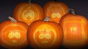 halloween pumpkin carving templates south park u201d halloween pumpkin stencils blog south park studios