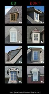 Dormers Only Scale Make Dormers As Trim And As Light As Possible Dormers Are