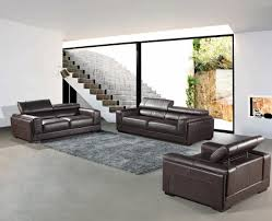 Modern Italian Leather Sofa by Furniture Contemporary Shape Of Italian Sofa With Combination Of