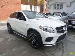black diamond benz designo diamond white metallic 2016 mercedes benz gle 450 amg