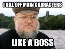George Rr Martin Meme - what are some george r r martin memes jokes quora