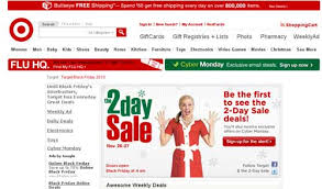 target black friday daily deals target launches online daily deals for the holiday season