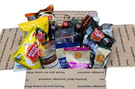 michigan gift baskets now available michigan detroit made gift box www downwithdetroit